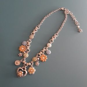 Brighton Flower Necklace